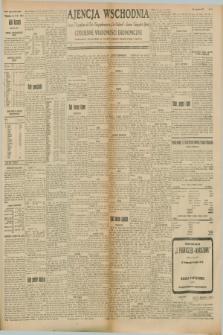 """Ajencja Wschodnia. Codzienne Wiadomości Ekonomiczne = Agence Télégraphique de l'Est = Telegraphenagentur """"Der Ostdienst"""" = Eastern Telegraphic Agency. R.8, Nr. 135 (16 czerwca 1928)"""