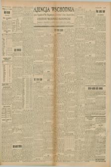 """Ajencja Wschodnia. Codzienne Wiadomości Ekonomiczne = Agence Télégraphique de l'Est = Telegraphenagentur """"Der Ostdienst"""" = Eastern Telegraphic Agency. R.8, Nr. 137 (19 czerwca 1928)"""