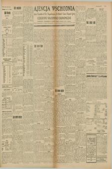 """Ajencja Wschodnia. Codzienne Wiadomości Ekonomiczne = Agence Télégraphique de l'Est = Telegraphenagentur """"Der Ostdienst"""" = Eastern Telegraphic Agency. R.8, Nr. 138 (20 czerwca 1928)"""