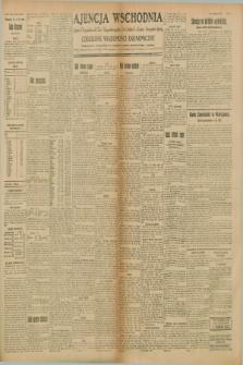 """Ajencja Wschodnia. Codzienne Wiadomości Ekonomiczne = Agence Télégraphique de l'Est = Telegraphenagentur """"Der Ostdienst"""" = Eastern Telegraphic Agency. R.8, Nr. 139 (21 czerwca 1928)"""