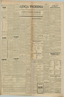 """Ajencja Wschodnia. Codzienne Wiadomości Ekonomiczne = Agence Télégraphique de l'Est = Telegraphenagentur """"Der Ostdienst"""" = Eastern Telegraphic Agency. R.8, Nr. 147 (31 czerwca - 1 lipca 1928)"""