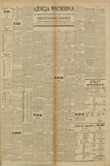 "Ajencja Wschodnia. Codzienne Wiadomości Ekonomiczne = Agence Télégraphique de l'Est = Telegraphenagentur ""Der Ostdienst"" = Eastern Telegraphic Agency. R.8, Nr. 148 (3 lipca 1928)"