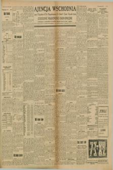 "Ajencja Wschodnia. Codzienne Wiadomości Ekonomiczne = Agence Télégraphique de l'Est = Telegraphenagentur ""Der Ostdienst"" = Eastern Telegraphic Agency. R.8, Nr. 152 (7 lipca 1928)"