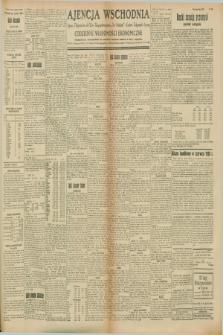 "Ajencja Wschodnia. Codzienne Wiadomości Ekonomiczne = Agence Télégraphique de l'Est = Telegraphenagentur ""Der Ostdienst"" = Eastern Telegraphic Agency. R.8, Nr. 163 (20 lipca 1928)"