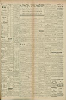 "Ajencja Wschodnia. Codzienne Wiadomości Ekonomiczne = Agence Télégraphique de l'Est = Telegraphenagentur ""Der Ostdienst"" = Eastern Telegraphic Agency. R.8, Nr. 168 (26 lipca 1928)"