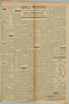 "Ajencja Wschodnia. Codzienne Wiadomości Ekonomiczne = Agence Télégraphique de l'Est = Telegraphenagentur ""Der Ostdienst"" = Eastern Telegraphic Agency. R.8, Nr. 192 (24 sierpnia 1928)"