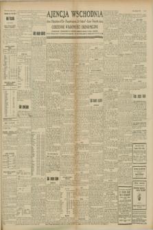 "Ajencja Wschodnia. Codzienne Wiadomości Ekonomiczne = Agence Télégraphique de l'Est = Telegraphenagentur ""Der Ostdienst"" = Eastern Telegraphic Agency. R.8, Nr. 193 (25 sierpnia 1928)"