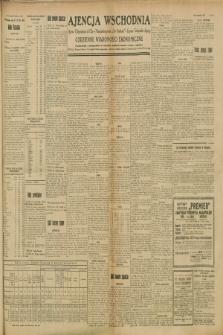 "Ajencja Wschodnia. Codzienne Wiadomości Ekonomiczne = Agence Télégraphique de l'Est = Telegraphenagentur ""Der Ostdienst"" = Eastern Telegraphic Agency. R.8, Nr. 194 (26 i 27 sierpnia 1928)"