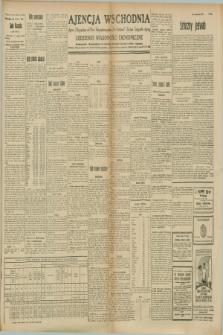 """Ajencja Wschodnia. Codzienne Wiadomości Ekonomiczne = Agence Télégraphique de l'Est = Telegraphenagentur """"Der Ostdienst"""" = Eastern Telegraphic Agency. R.8, Nr. 200 (2 i 3 września 1928)"""
