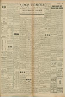 """Ajencja Wschodnia. Codzienne Wiadomości Ekonomiczne = Agence Télégraphique de l'Est = Telegraphenagentur """"Der Ostdienst"""" = Eastern Telegraphic Agency. R.8, Nr. 209 (13 września 1928)"""