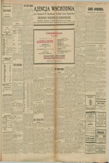 """Ajencja Wschodnia. Codzienne Wiadomości Ekonomiczne = Agence Télégraphique de l'Est = Telegraphenagentur """"Der Ostdienst"""" = Eastern Telegraphic Agency. R.8, nr 215 (20 września 1928)"""