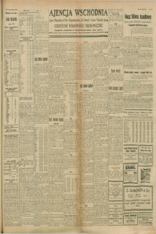 """Ajencja Wschodnia. Codzienne Wiadomości Ekonomiczne = Agence Télégraphique de l'Est = Telegraphenagentur """"Der Ostdienst"""" = Eastern Telegraphic Agency. R.8, nr 219 (25 września 1928)"""