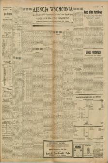 """Ajencja Wschodnia. Codzienne Wiadomości Ekonomiczne = Agence Télégraphique de l'Est = Telegraphenagentur """"Der Ostdienst"""" = Eastern Telegraphic Agency. R.8, nr 227 (4 października 1928)"""