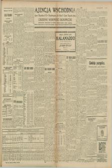 """Ajencja Wschodnia. Codzienne Wiadomości Ekonomiczne = Agence Télégraphique de l'Est = Telegraphenagentur """"Der Ostdienst"""" = Eastern Telegraphic Agency. R.8, nr 230 (7 i 8 października 1928)"""