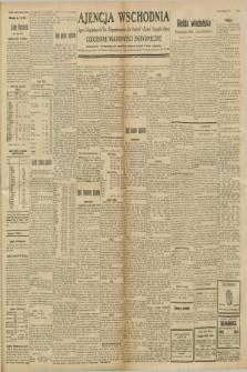 """Ajencja Wschodnia. Codzienne Wiadomości Ekonomiczne = Agence Télégraphique de l'Est = Telegraphenagentur """"Der Ostdienst"""" = Eastern Telegraphic Agency. R.8, nr 233 (11 października 1928)"""