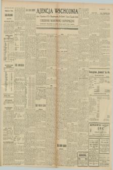 """Ajencja Wschodnia. Codzienne Wiadomości Ekonomiczne = Agence Télégraphique de l'Est = Telegraphenagentur """"Der Ostdienst"""" = Eastern Telegraphic Agency. R.8, nr 234 (12 października 1928)"""