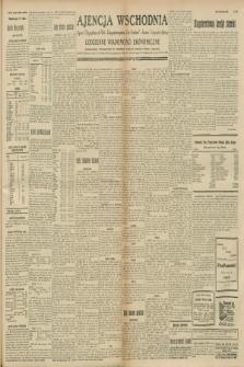"""Ajencja Wschodnia. Codzienne Wiadomości Ekonomiczne = Agence Télégraphique de l'Est = Telegraphenagentur """"Der Ostdienst"""" = Eastern Telegraphic Agency. R.8, nr 238 (17 października 1928)"""