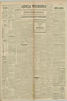 """Ajencja Wschodnia. Codzienne Wiadomości Ekonomiczne = Agence Télégraphique de l'Est = Telegraphenagentur """"Der Ostdienst"""" = Eastern Telegraphic Agency. R.8, nr 241 (20 października 1928)"""