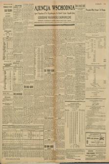 """Ajencja Wschodnia. Codzienne Wiadomości Ekonomiczne = Agence Télégraphique de l'Est = Telegraphenagentur """"Der Ostdienst"""" = Eastern Telegraphic Agency. R.8, nr 248 (28 i 29 października 1928)"""