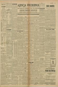"""Ajencja Wschodnia. Codzienne Wiadomości Ekonomiczne = Agence Télégraphique de l'Est = Telegraphenagentur """"Der Ostdienst"""" = Eastern Telegraphic Agency. R.8, nr 256 (8 listopada 1928)"""