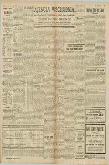 """Ajencja Wschodnia. Codzienne Wiadomości Ekonomiczne = Agence Télégraphique de l'Est = Telegraphenagentur """"Der Ostdienst"""" = Eastern Telegraphic Agency. R.8, nr 259 (11 i 12 listopada 1928)"""