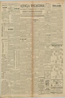 """Ajencja Wschodnia. Codzienne Wiadomości Ekonomiczne = Agence Télégraphique de l'Est = Telegraphenagentur """"Der Ostdienst"""" = Eastern Telegraphic Agency. R.8, nr 263 (16 listopada 1928)"""