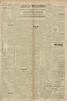 """Ajencja Wschodnia. Codzienne Wiadomości Ekonomiczne = Agence Télégraphique de l'Est = Telegraphenagentur """"Der Ostdienst"""" = Eastern Telegraphic Agency. R.8, nr 273 (28 listopada 1928)"""