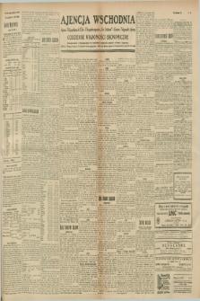 "Ajencja Wschodnia. Codzienne Wiadomości Ekonomiczne = Agence Télégraphique de l'Est = Telegraphenagentur ""Der Ostdienst"" = Eastern Telegraphic Agency. R.8, nr 278 (4 grudnia 1928)"