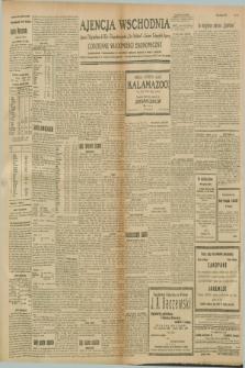 """Ajencja Wschodnia. Codzienne Wiadomości Ekonomiczne = Agence Télégraphique de l'Est = Telegraphenagentur """"Der Ostdienst"""" = Eastern Telegraphic Agency. R.8, nr 282 (8, 9 i 10 grudnia 1928)"""