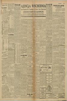 "Ajencja Wschodnia. Codzienne Wiadomości Ekonomiczne = Agence Télégraphique de l'Est = Telegraphenagentur ""Der Ostdienst"" = Eastern Telegraphic Agency. R.8, nr 283 (11 grudnia 1928)"