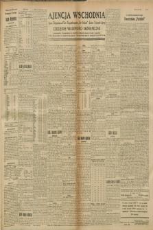 "Ajencja Wschodnia. Codzienne Wiadomości Ekonomiczne = Agence Télégraphique de l'Est = Telegraphenagentur ""Der Ostdienst"" = Eastern Telegraphic Agency. R.8, nr 284 (12 grudnia 1928)"