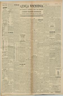 "Ajencja Wschodnia. Codzienne Wiadomości Ekonomiczne = Agence Télégraphique de l'Est = Telegraphenagentur ""Der Ostdienst"" = Eastern Telegraphic Agency. R.8, nr 285 (13 grudnia 1928)"
