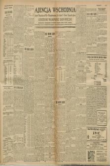 "Ajencja Wschodnia. Codzienne Wiadomości Ekonomiczne = Agence Télégraphique de l'Est = Telegraphenagentur ""Der Ostdienst"" = Eastern Telegraphic Agency. R.8, nr 289 (18 grudnia 1928)"