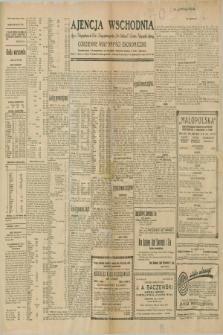 """Ajencja Wschodnia. Codzienne Wiadomości Ekonomiczne = Agence Télégraphique de l'Est = Telegraphenagentur """"Der Ostdienst"""" = Eastern Telegraphic Agency. R.10, nr 1 (1 i 2 stycznia 1930)"""