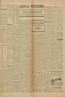 """Ajencja Wschodnia. Codzienne Wiadomości Ekonomiczne = Agence Télégraphique de l'Est = Telegraphenagentur """"Der Ostdienst"""" = Eastern Telegraphic Agency. R.10, nr 3 (4 stycznia 1930)"""