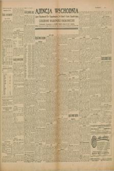 """Ajencja Wschodnia. Codzienne Wiadomości Ekonomiczne = Agence Télégraphique de l'Est = Telegraphenagentur """"Der Ostdienst"""" = Eastern Telegraphic Agency. R.10, nr 6 (9 stycznia 1930)"""