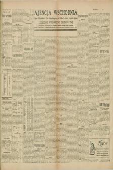 """Ajencja Wschodnia. Codzienne Wiadomości Ekonomiczne = Agence Télégraphique de l'Est = Telegraphenagentur """"Der Ostdienst"""" = Eastern Telegraphic Agency. R.10, nr 7 (10 stycznia 1930)"""