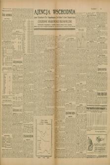 """Ajencja Wschodnia. Codzienne Wiadomości Ekonomiczne = Agence Télégraphique de l'Est = Telegraphenagentur """"Der Ostdienst"""" = Eastern Telegraphic Agency. R.10, nr 9 (12 i 13 stycznia 1930)"""