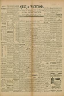 """Ajencja Wschodnia. Codzienne Wiadomości Ekonomiczne = Agence Télégraphique de l'Est = Telegraphenagentur """"Der Ostdienst"""" = Eastern Telegraphic Agency. R.10, nr 10 (14 stycznia 1930)"""