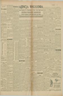 """Ajencja Wschodnia. Codzienne Wiadomości Ekonomiczne = Agence Télégraphique de l'Est = Telegraphenagentur """"Der Ostdienst"""" = Eastern Telegraphic Agency. R.10, nr 23 (29 stycznia 1930)"""