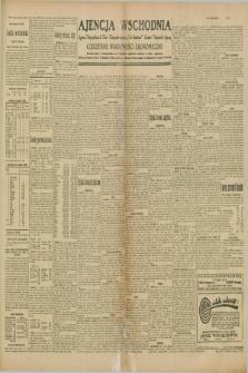 """Ajencja Wschodnia. Codzienne Wiadomości Ekonomiczne = Agence Télégraphique de l'Est = Telegraphenagentur """"Der Ostdienst"""" = Eastern Telegraphic Agency. R.10, nr 24 (30 stycznia 1930)"""