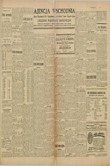"Ajencja Wschodnia. Codzienne Wiadomości Ekonomiczne = Agence Télégraphique de l'Est = Telegraphenagentur ""Der Ostdienst"" = Eastern Telegraphic Agency. R.10, nr 26 (1 lutego 1930)"