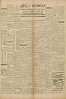 "Ajencja Wschodnia. Codzienne Wiadomości Ekonomiczne = Agence Télégraphique de l'Est = Telegraphenagentur ""Der Ostdienst"" = Eastern Telegraphic Agency. R.10, nr 28 (4 lutego 1930)"