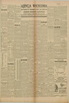 "Ajencja Wschodnia. Codzienne Wiadomości Ekonomiczne = Agence Télégraphique de l'Est = Telegraphenagentur ""Der Ostdienst"" = Eastern Telegraphic Agency. R.10, nr 29 (5 lutego 1930)"