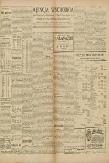 "Ajencja Wschodnia. Codzienne Wiadomości Ekonomiczne = Agence Télégraphique de l'Est = Telegraphenagentur ""Der Ostdienst"" = Eastern Telegraphic Agency. R.10, nr 32 (8 lutego 1930)"