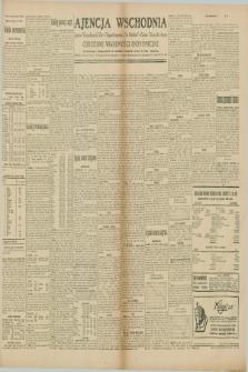 "Ajencja Wschodnia. Codzienne Wiadomości Ekonomiczne = Agence Télégraphique de l'Est = Telegraphenagentur ""Der Ostdienst"" = Eastern Telegraphic Agency. R.10, nr 37 (14 lutego 1930)"