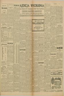 "Ajencja Wschodnia. Codzienne Wiadomości Ekonomiczne = Agence Télégraphique de l'Est = Telegraphenagentur ""Der Ostdienst"" = Eastern Telegraphic Agency. R.10, nr 44 (22 lutego 1930)"