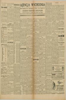 "Ajencja Wschodnia. Codzienne Wiadomości Ekonomiczne = Agence Télégraphique de l'Est = Telegraphenagentur ""Der Ostdienst"" = Eastern Telegraphic Agency. R.10, nr 47 (26 lutego 1930)"