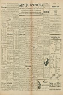 "Ajencja Wschodnia. Codzienne Wiadomości Ekonomiczne = Agence Télégraphique de l'Est = Telegraphenagentur ""Der Ostdienst"" = Eastern Telegraphic Agency. R.10, nr 55 (7 marca 1930)"