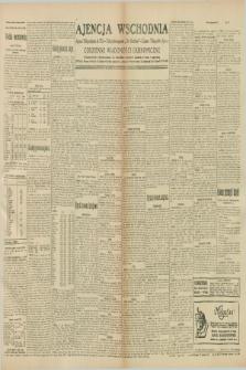 """Ajencja Wschodnia. Codzienne Wiadomości Ekonomiczne = Agence Télégraphique de l'Est = Telegraphenagentur """"Der Ostdienst"""" = Eastern Telegraphic Agency. R.10, nr 57 (9 i 10 marca 1930)"""